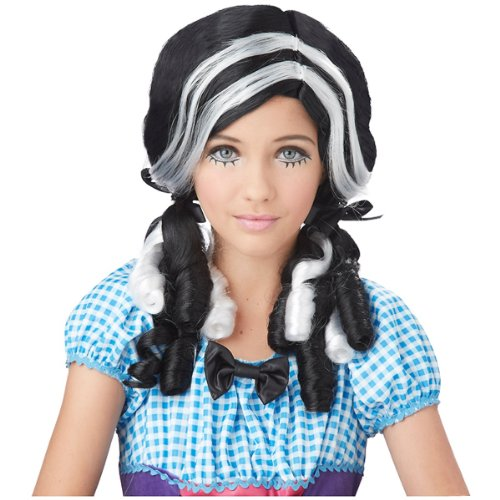 California Costumes Doll Curls Wig, ACC ()