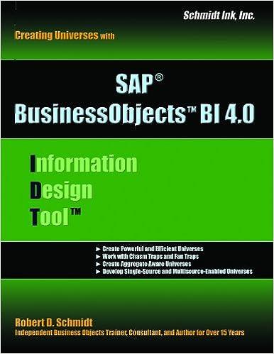 SAP IDT Information