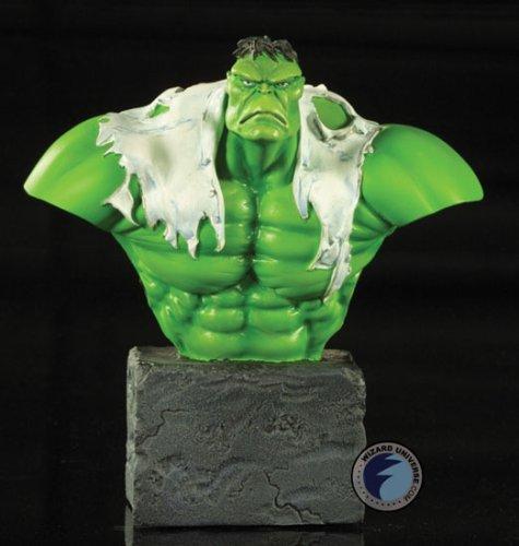 Incredible Hulk Mini Bust by Bowen Designs