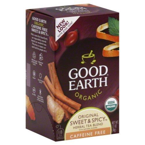 Good Earth Organic Original Herbal