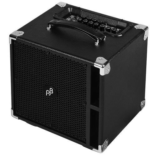 Phil Jones Bass Suitcase Compact Bass Combo Black