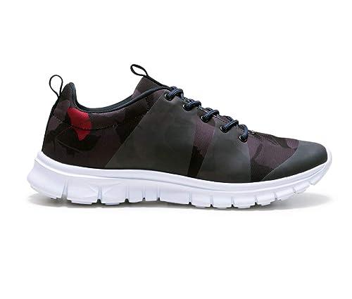 Desigual Sneaker Rubber Print Ginko, Zapatillas para Mujer: Amazon.es: Zapatos y complementos