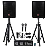 Rockville RPG2X10 Package PA System