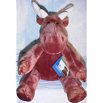 If You Give A Moose A Muffin: Plush Moose: Toys & Games