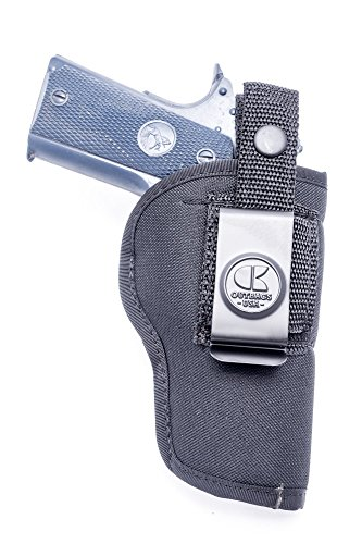 OUTBAGS USA OB-29L Nylon IWB Conceal Carry & OWB Open Carry Combo Holster. Family owned & operated. Made in USA