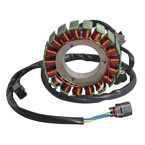 WildBee Ignition Stator Coil Magneto for Arctic Cat 3430-011 3430-045 3430-059 ATV 500 4X4 Manual Transmission 1998-2000