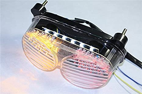 Amazon.com: Motorcycle Led Tail Light For Kawasaki Ninja Zx ...