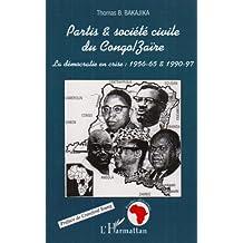 Partis et société civile du congo/zaire