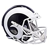 Los Angeles Rams Officially Licensed Speed Full Size Replica Football Helmet