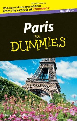 Download Paris For Dummies pdf