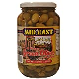 Mid East El Koura Green Olives With Thym