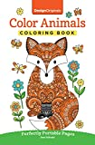 Color Animals Coloring Book: Perfectly Portable Pages (On-the-Go! Coloring...