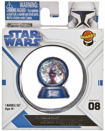 Star Wars Clone Wars Ventress (Asajj Ventress: Star Wars The Clone Wars MARBS ~2