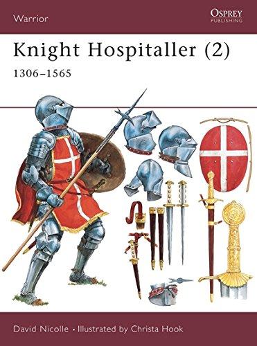 Knight Hospitaller (2): 1306-1565 (Warrior) (Pt.2)