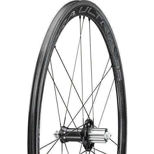Campagnolo Bora Ultra 35 Carbon Road Wheelset - Tubular Dark