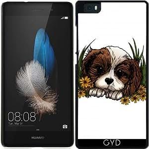 Funda para Huawei Ascend P8 Lite - Cachorro by Adamzworld