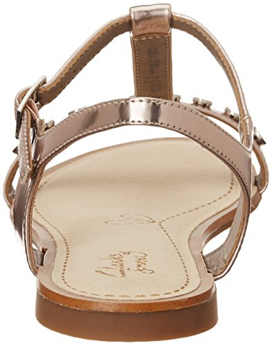 Festival Clarks Sail Metallic Ladies Sandals xz70qwz48