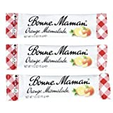 Bonne Maman Orange Marmalade Packets - 0.5 Ounce x 100 pcs - Kosher