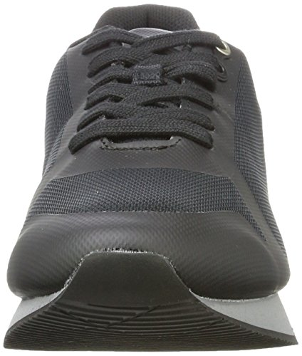 Sneaker Mesh Black Uomo Pewter Klein Multicolore HF Jabre Calvin AIwEW