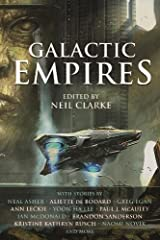 Galactic Empires Paperback