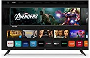 VIZIO 40-Inch V-Series 4K UHD LED HDR Smart TV with Apple AirPlay and Chromecast Built-in, Dolby Vision, HDR10