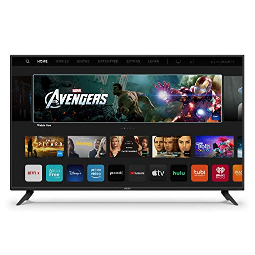 VIZIO 40-Inch V-Series 4K UHD LED HDR Smart TV with Apple AirPlay and Chromecast Built-in, Dolby Vision, HDR10+, HDMI 2…