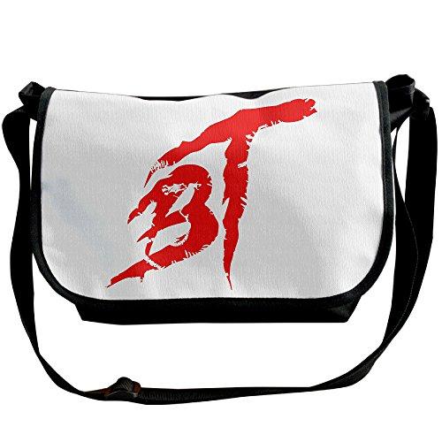 Bury Tomorrow Logo Earthbound Fashion Shoulder Bags Messenger