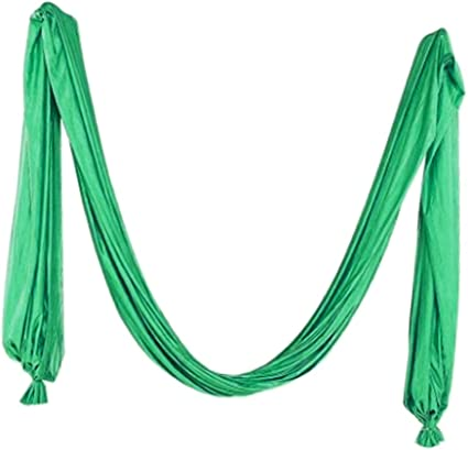 5 X 2.8m Aerial Yoga Swing Hammock Anti Gravity Silk swing Inversion Prop Tool