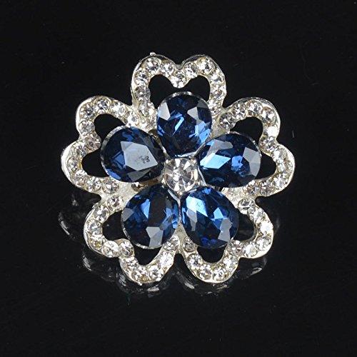 2018 Ms retro brooch collar collar collar decorated beads jewelry scarf flower brooch shirt collar collar pin