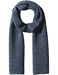 Armani Exchange Men's Cold Weather Wool Knit Blend Scarf