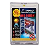 All Sports All Teams Ultra Pro Card Holder, Clear, 180PT