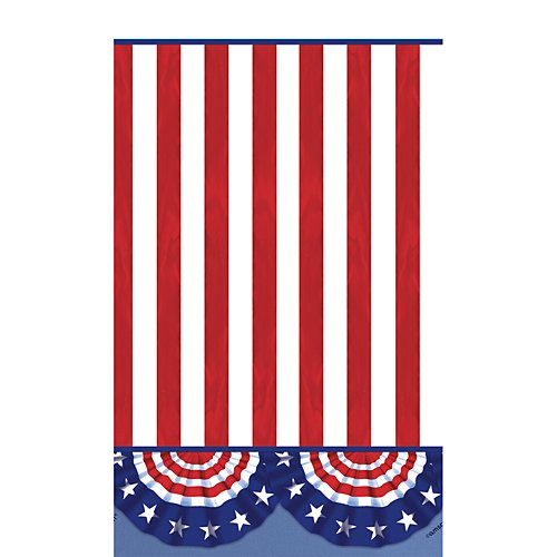 - American Pride Party Table Cover, 54