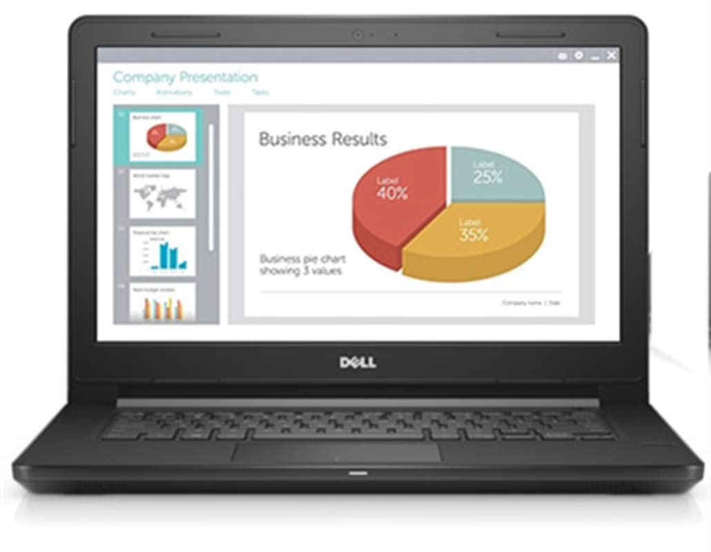 """2019 Dell Vostro 14"""" HD Laptop Computer, Intel Core i3-7020U 2.30GHz, 802.11AC WiFi, Bluetooth, HDMI, Choose OS Windows 10 Home/Professional, 8GB 16GB DDR4, 1TB HDD/ 128GB 256GB 512GB 1TB SSD"""