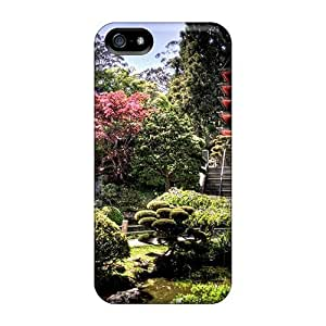 Cute Tpu LatonyaSBlack Japanese Tea Garden Hdr Case Cover For Iphone 5/5s