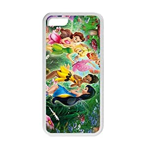 TYH - tinkerbell and friends Hot sale Phone Case for iPhone 5/5s ending phone case