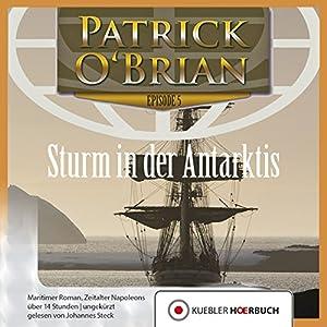 Sturm in der Antarktis (Aubrey/Maturin 5) Hörbuch