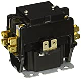 White Rodgers 90-244 Two pole contactor designed for heating and Air Conditioning units with 30-Amp and 24V Coil