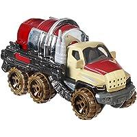 Hot Wheels Star Wars: Rogue One Baze Malbus personaje vehículo de coche