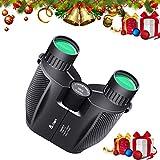 N-LIfe Compact Binoculars For Adults Kids Outdoor Traveling Hunting Bird Watching Binoculars 10×25 Light Weight Waterproof Fogproof Sports Fun Sightseeing