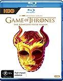 Game of Thrones Season 5 | Limited Edition | NON-USA Format | Region B Import - Australia