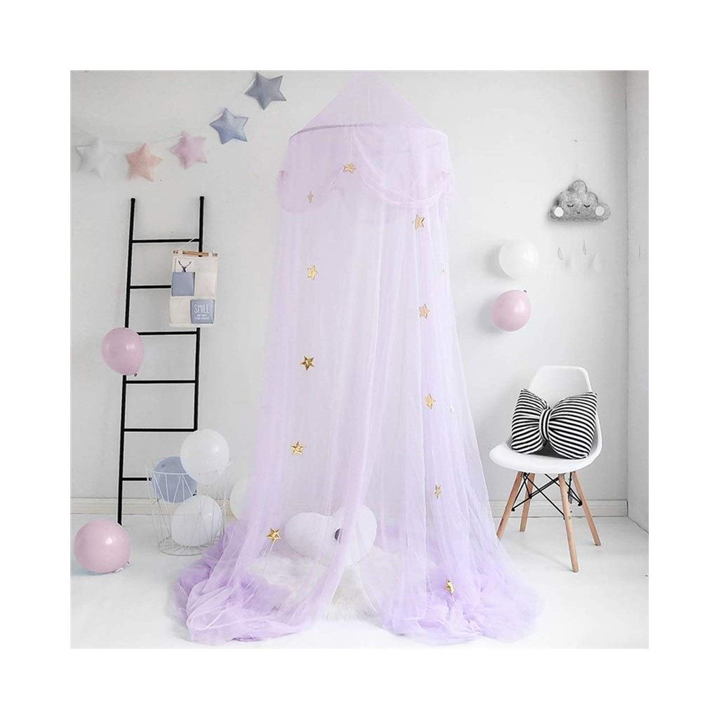 DCCER Mosquito net, Girl Smallpox Mosquito net Floor encryption Mosquito net Household Folding Mosquito net Princess Wind Gift, Household Bed Curtain Curtain net
