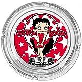 Cendrier rond Betty Boop modèle 3
