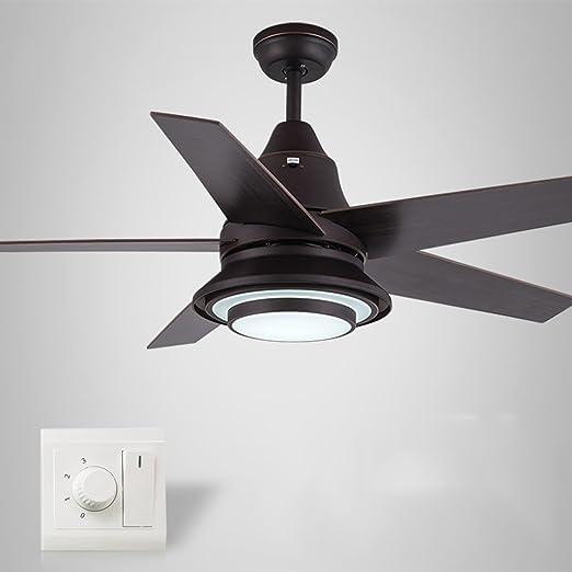 Liuyu · Luces de Ventilador de Techo Ventilador Industrial Lámpara ...