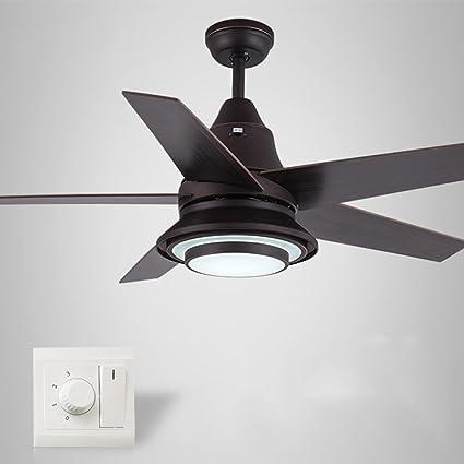 Luces de ventilador de techo Ventilador industrial Lámpara ...