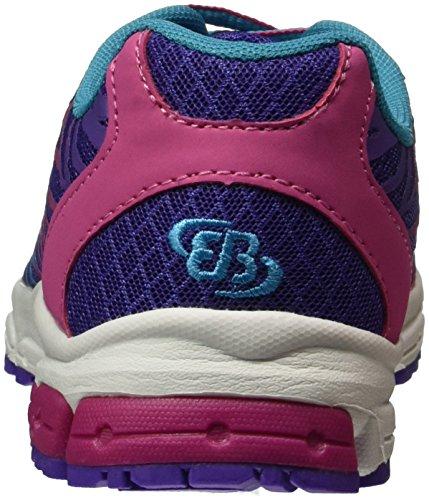 Bruetting Boa, Zapatillas de Running para Mujer Morado (LILA/PINK/BLAU)