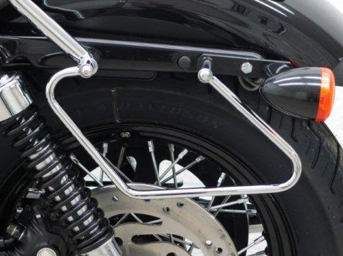 Packtaschenb/ügel Fehling f/ür Harley Davidson Sportster 883 Low 04-10 XL 883 L