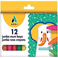 Adel Jumbo Mum Boya, 12 Renk