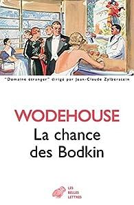 La chance des Bodkin par Pelham Grenville Wodehouse