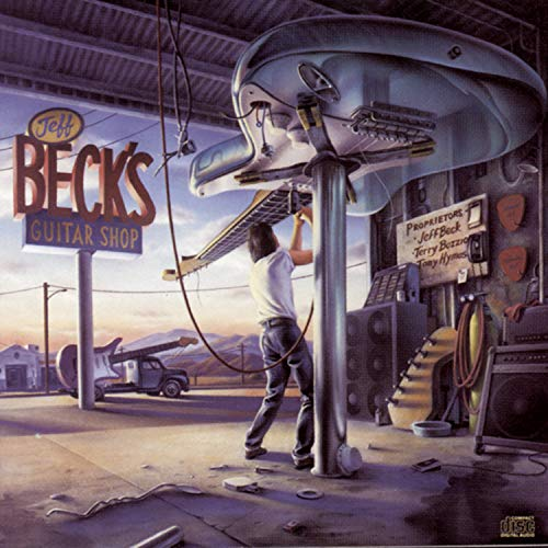 (Jeff Beck's Guitar Shop with Terry Bozzio and Tony Hymas)