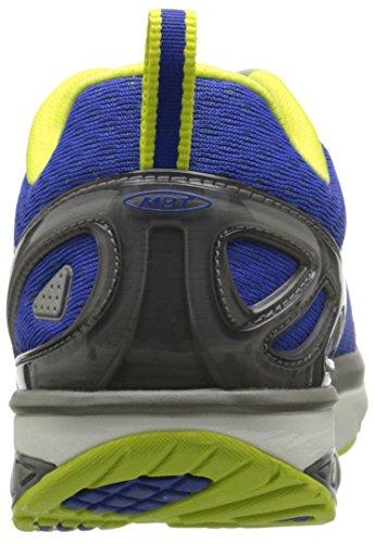 MBT Simba 5, Zapatillas de Deporte para Exterior para Hombre Azul (Blue Balance/high Viz/white/silver)